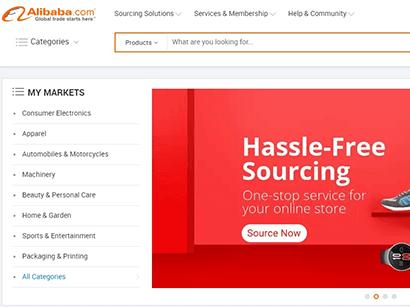 Как зарегистрировать учетную запись Alibaba?Бесплатная регистрация